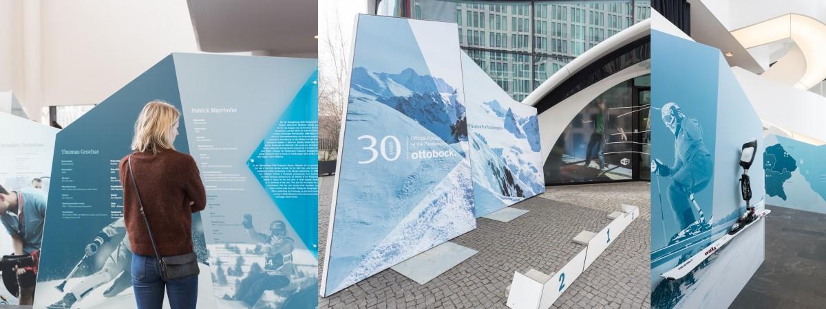 Business Event Photography, EOA Messebau Partner, Ottobock Science Center Berlin